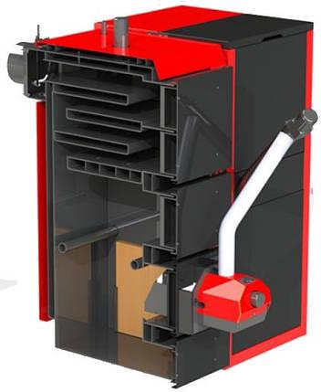 Пеллетный котел Kraft серия F 40 кВт, фото 2