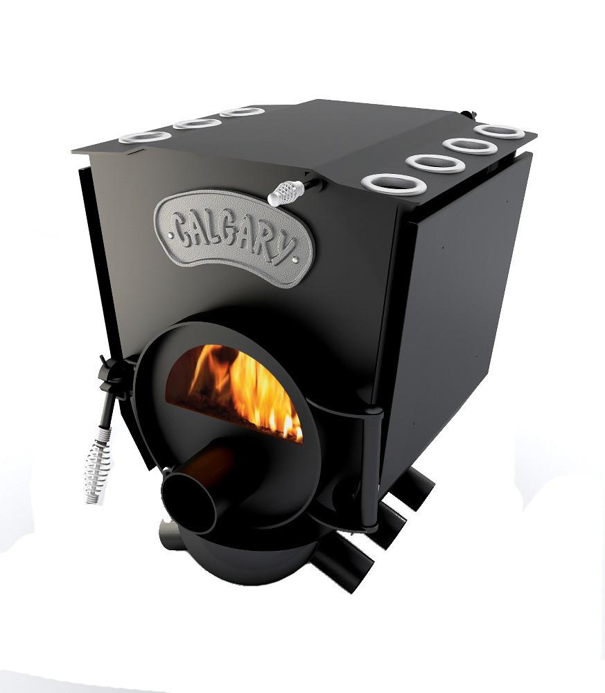 Булерьян Calgary Lux ПО-Б 00 С cо стеком (7 кВт)