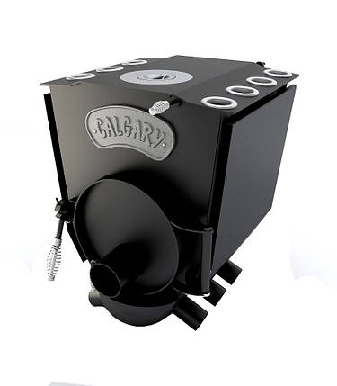 Булерьян Calgary Lux ПО-Б 00 С cо стеком (7 кВт), фото 2