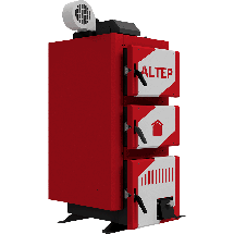 Твердотопливный котел Альтеп Classic Plus 16, фото 3