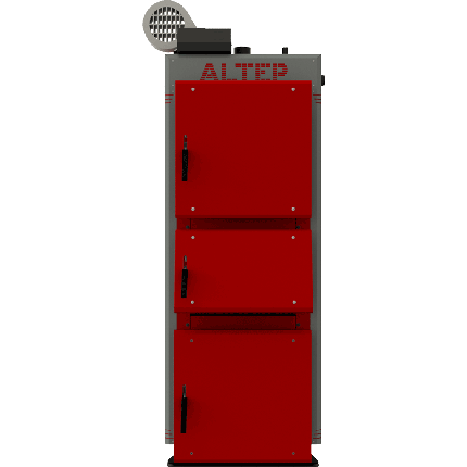 Твердопаливний котел Альтеп Duo Uni Plus 15 квт, фото 2