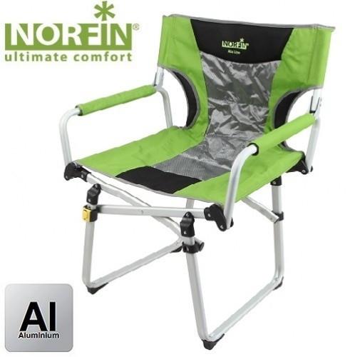 Кресло складное  Norfin MIKKELI  (max100кг) / ТА Alu