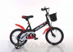 """Детский велосипед TopRider WeilAixi """"876"""" 16, фото 2"""