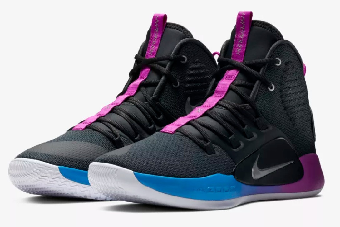 e4af841d Купить Мужские баскетбольные кроссовки Nike Hyperdunk X