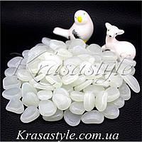 Светящиеся камни (100шт) белые