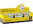 Закладки бумажные 51x12мм, 4х100 лист., ассорти, фото 4