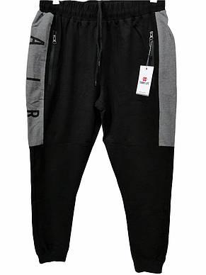 Мужские трикотажные брюки Tommy Life спортивные штаны на манжетах Модель 84587, фото 2