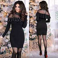 4516f6cb126 Женское нарядное платье РАЗНЫЕ ЦВЕТА Код. Н405-0590