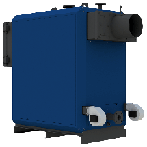 Твердотопливный котел Неус-Т 100 кВт, фото 3