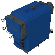 Твердотопливный котел Неус-Т 100 кВт, фото 2