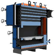 Котел Неус-Т 700 кВт, фото 3