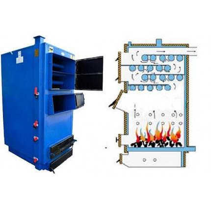 Промышленный угольный и дровяной котел длительного горения Идмар (Idmar) GK-1 90 квт, фото 2