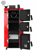 Котел длительного горения Kraft S 30 кВт (с автоматическим управлением), фото 3