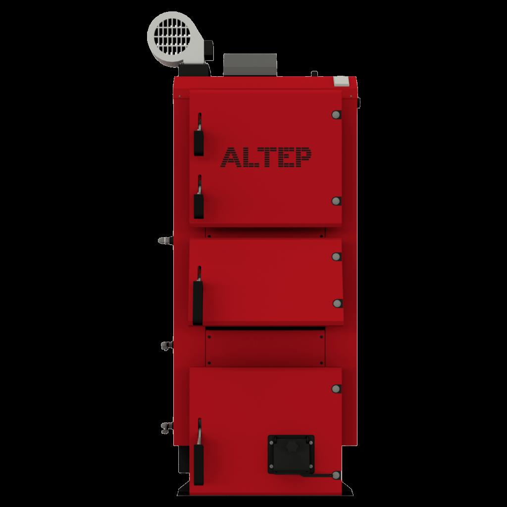 Твердотопливный котел Альтеп Duo Plus 38 квт