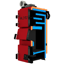 Твердотопливный котел Альтеп Duo Plus 38 квт, фото 2