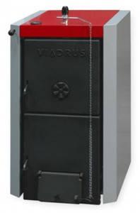 Твердотопливный чугунный котел Viadrus U22 8, фото 2