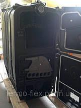Твердотопливный чугунный котел Viadrus U22 8, фото 3