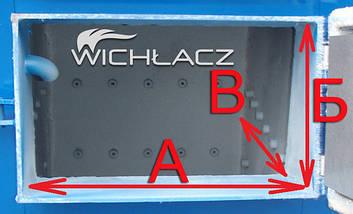 Твердотопливный котел длительного горения Wichlacz GK-1, 31 квт, фото 3