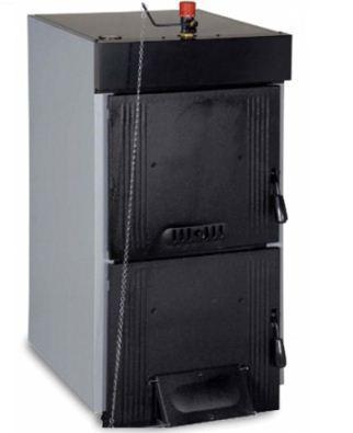 Твердотопливный котел Quadra Solidmaster 9S (Demrad)