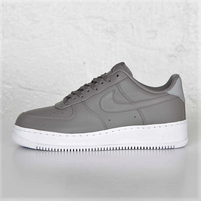 "Кроссовки Nike Air Force Low ""Grey/White"""