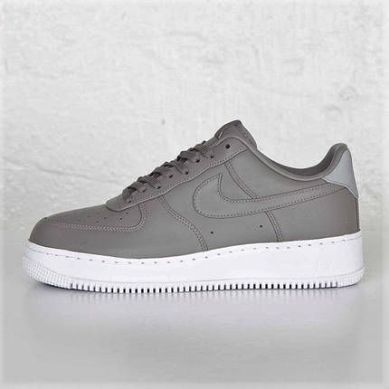 "Кроссовки Nike Air Force Low ""Grey/White"", фото 2"