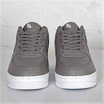 "Кроссовки Nike Air Force Low ""Grey/White"", фото 3"