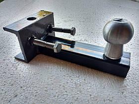 Сцепка мотоблочная под автомобильный прицеп
