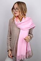 Шарф Famo Терри светло-розовый 180х70 см - 136953, фото 1