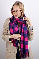 Шарф Famo Эрин фиолетовый 188х65 см - 137055, фото 1