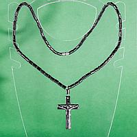 Гематит, крестик, 987КЛГ
