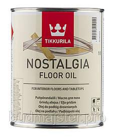 Масло Ностальгія TIKKURILA для підлоги ,3 л