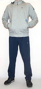 Спортивный костюм мужской с капюшоном Piyera 7255 (M-3XL)