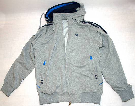 Спортивный костюм мужской с капюшоном PIYERA 7255 (M-3XL), фото 3