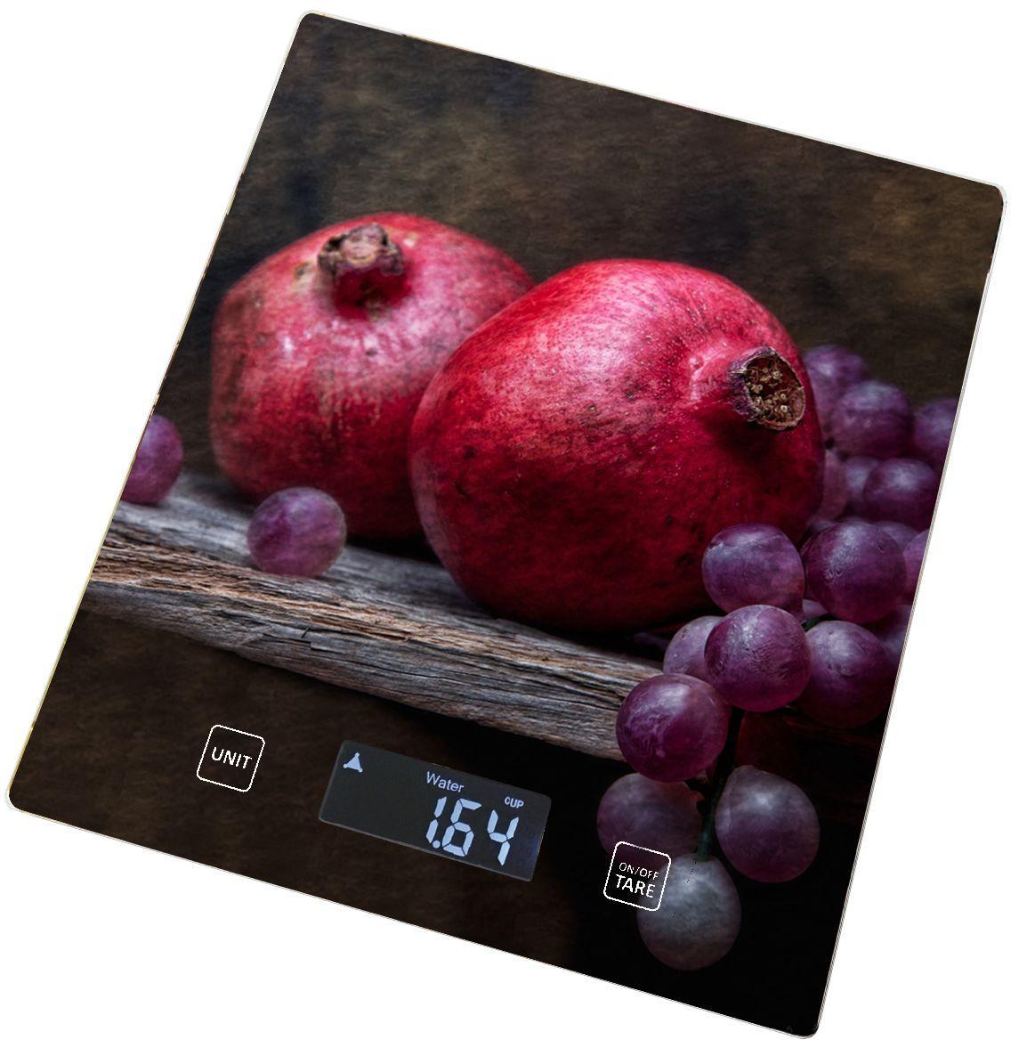 Весы кухонные Grunhelm KES-1PGA