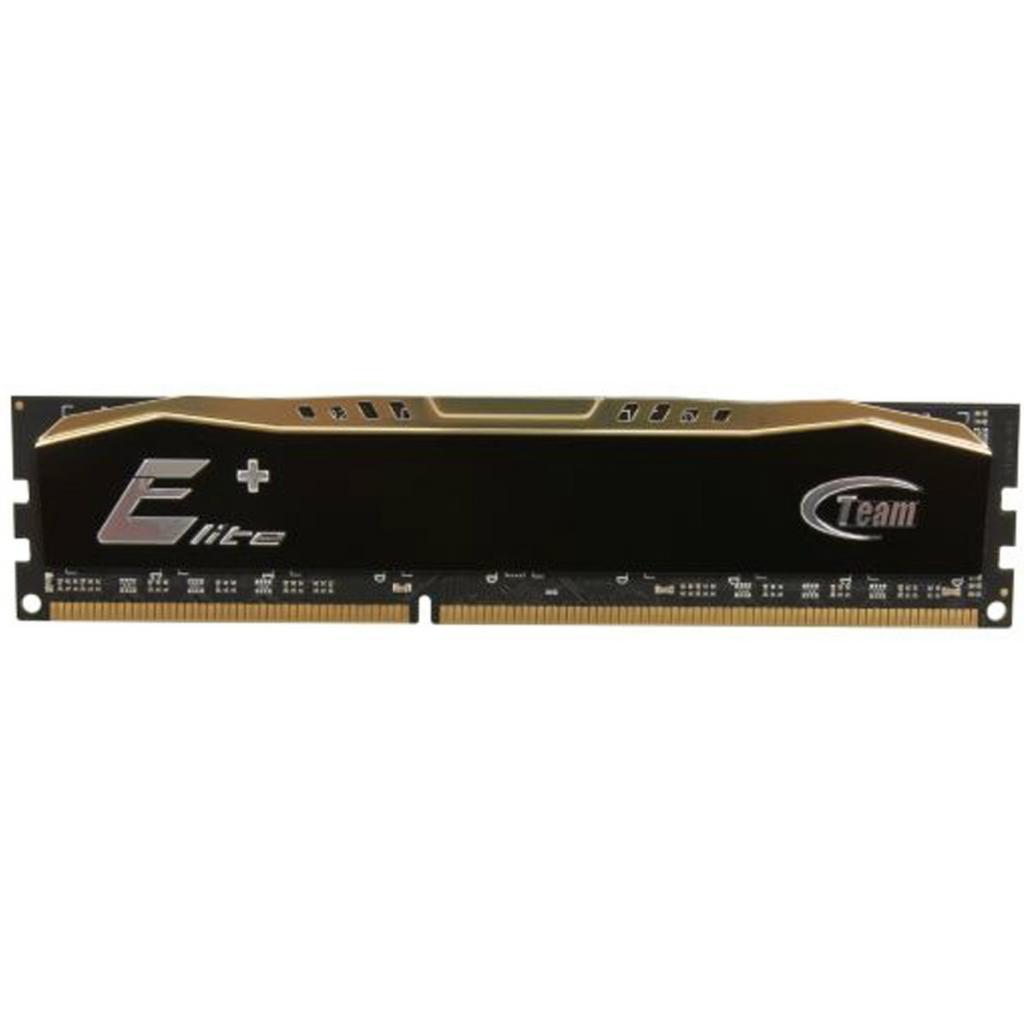 МОДУЛЬ ПАМЯТИ ДЛЯ КОМПЬЮТЕРА DDR3 4GB 1333 MHZ TEAM (TPD34G1333HC9BK)
