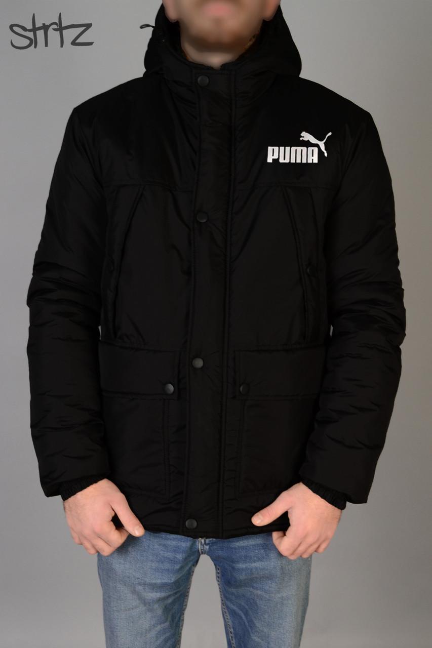 Куртка Парка Winter Parka Jacket Puma (копия)