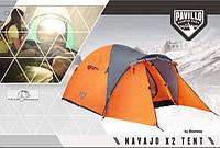BW Палатка 68007 (4 шт) (70+200)х165х115см, 2 местная, антимоскитная сетка