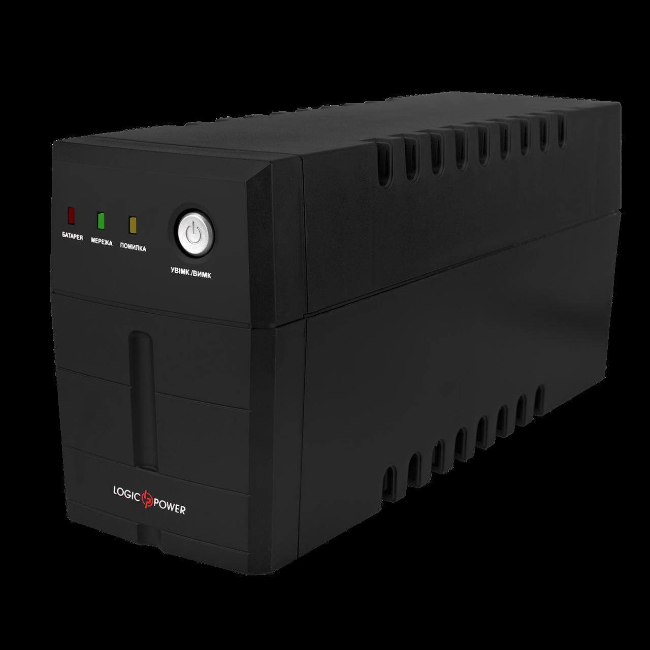 ИБП LogicPower LP 500VA-P (300Вт) линейно-интерактивный