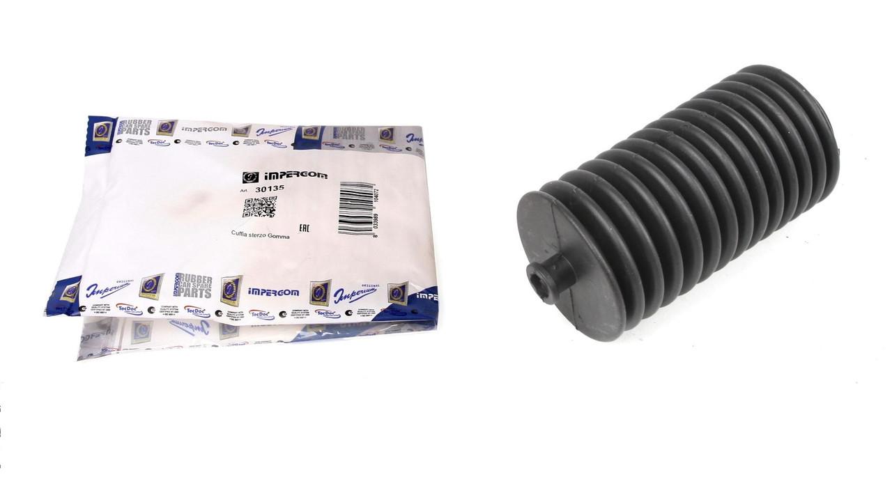 Пыльник рейки рулевой Citroen Berlingo/Peugeot Partner 96-08 (левый) (10x40x175) (30135) Impergom