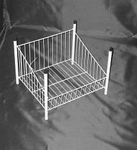 Додаткова знімна корзина на стелаж 40 см