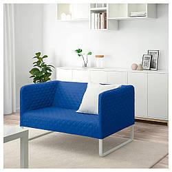 ✅ IKEA KNOPPARP (804.246.51) 2-местный диван, синий