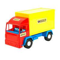 """Контейнеровоз """"Mini truck"""""""
