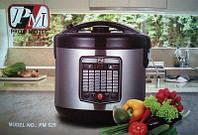 Мультиварка 45 программ режимов фритюр Pro motec Pm-525 5 литров 860Вт