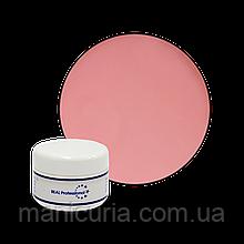 УФ-гель Real Professional (камуфлирующий) Cover Pink Rosy, 15 г. Натурально-розовый.