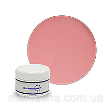 УФ-гель Real Professional (камуфлирующий) Cover Pink Rosy, 50 г. Натурально-розовый.