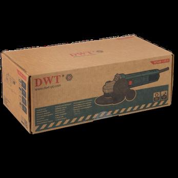 Кутова шліфувальна машина DWT WS08-125 E, фото 2