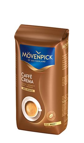 Кава мелена Movenpick Caffe Crema  500g Німеччина