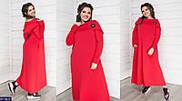 Шикарное платье   (размеры 48-58)  0151-92, фото 1