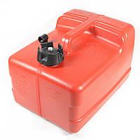 Бак топливный без датчика с вентилиционным клапаном 12 л