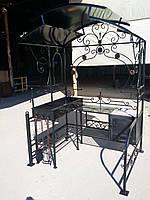 Кованые мангалы в Киеве на заказ